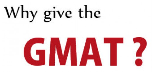 Why give gmat