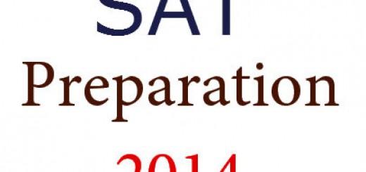 SAT-Preparation-2014