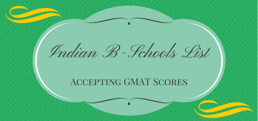 GMAT Accepting  Indian B-Schools (2)