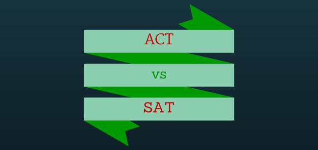ACT-Vs-SAT