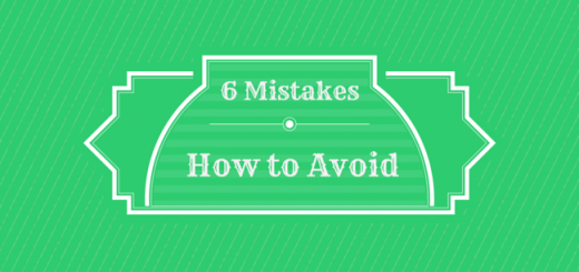 6 mistakes students make