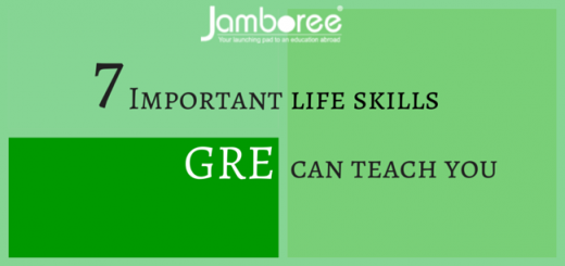 7 important life skills that the GRE can teach you