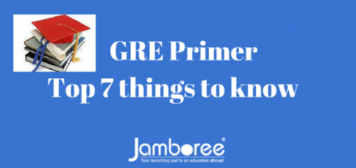 GRE Primer Top 7 things to know