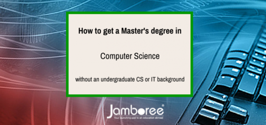 How to get a Master's degree in Computer Science without an undergraduate CS or IT background