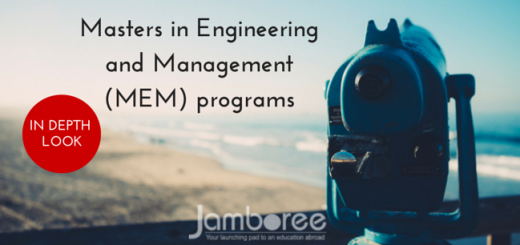 Masters in Engineering and Management (MEM) programs