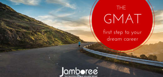 The GMAT is first step of your dream carrer