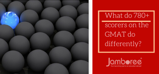 What do 780+ scorers on the GMAT do differently