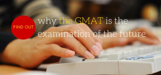 Find out why the GMAT is the examination of the future