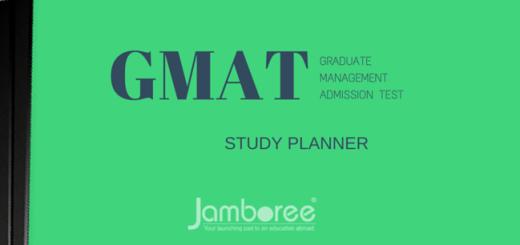 Jamboree GMAT Study Planner