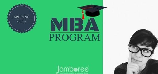 Applying 2nd Time for MBA program